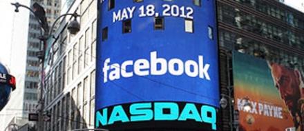 Facebook floation