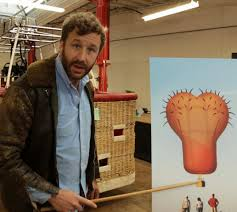Skyballs Chris O'Dowd