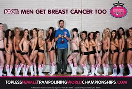 lars laarson Male Cancer Awareness Campaign