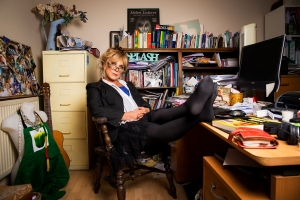 Helen Lederer. Photo credit Matt Crockett www.mattcrockett.com)