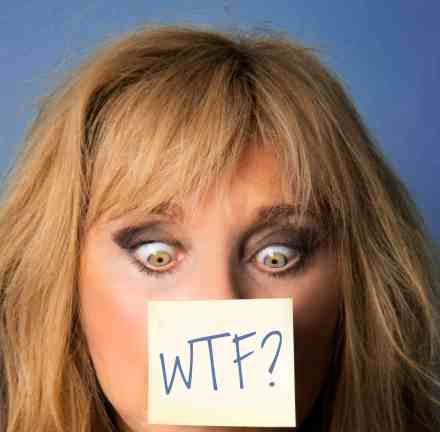 Helen Lederer Why The Fuss. Photo credit Matt Crockett mattcrockett.com