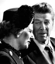 Reagan Thatcher